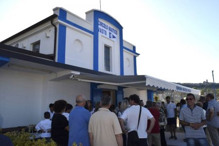 Spazi rinnovati al Circolo Nautico a Vasto Marina: chiesta più attenzione per la realtà