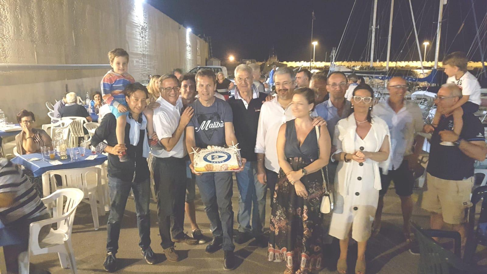 Inaugurazione della stagione estiva 2019 – Base Nautica Punta Penna