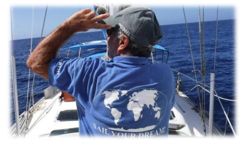 """""""2012  – 2019  – 7 anni in giro per il mondo in Barca a  Vela"""""""