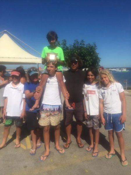Un successo il Campionato Zonale Optimist per i giovani velisti del Circolo Nautico Vasto
